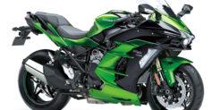Kawasaki H2 SX SE