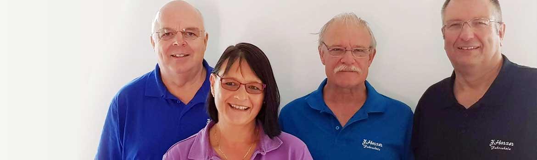 Header Kontakt: Team der Fahrschule Harzer
