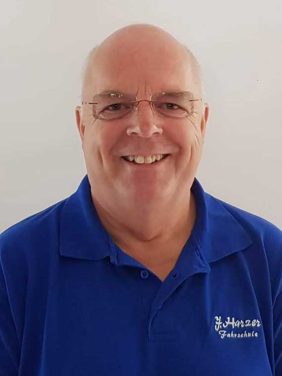 Henry Schäble, Fahrlehrer Fahrschule Harzer