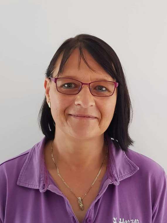 Ingrid Hofstetter, Fahrlehrerin Fahrschule Harzer